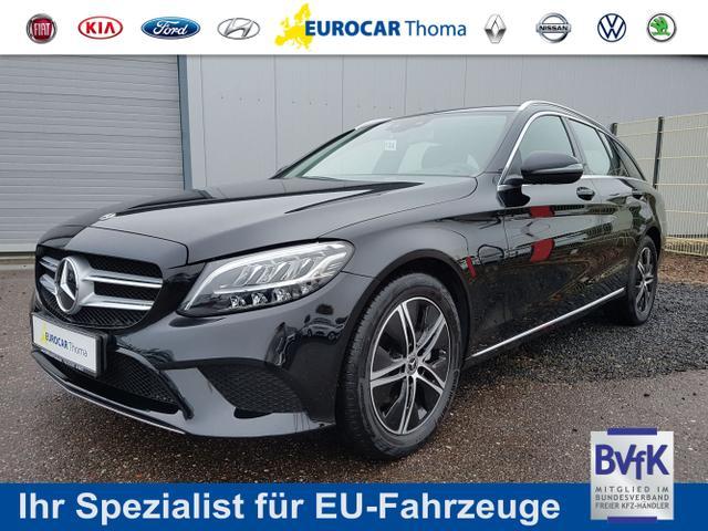 MERCEDES-BENZ C-KLASSE C 220 d Avantgarde 9G-Tronic Navi, Rückfahrk.... Autosoft BV, Enschede