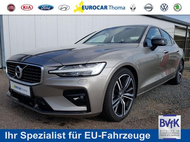 VOLVO S60 R-Design T5 AT Teilleder, 19'' Alu, Voll-... Autosoft BV, Enschede