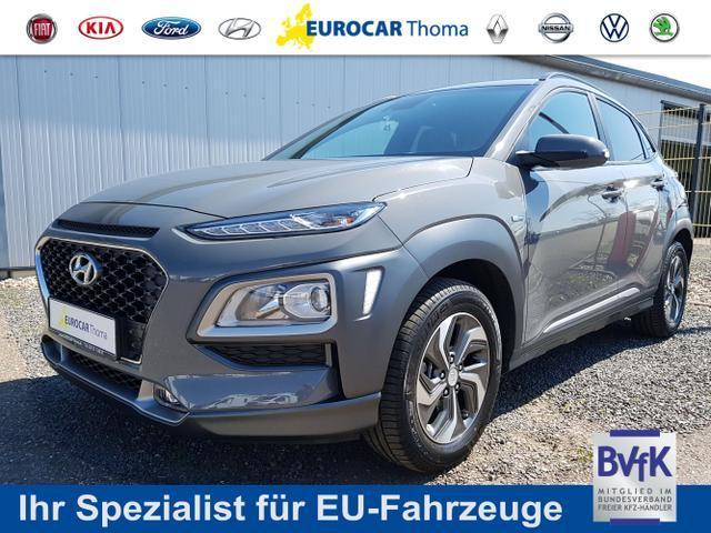 HYUNDAI KONA Style Edition 1.6 GDI Hybrid DCT Anhänge... Autosoft BV, Enschede