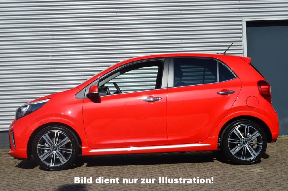 KIA PICANTO 4-Sitzer 1.0 MPI EconomyLine Rahmen Automobile GbR, D-52511 Geilenkirchen