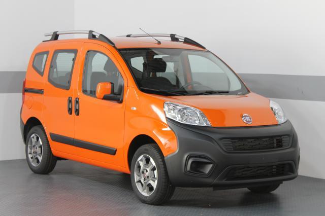FIAT QUBO EASY SITZHEIZUNG KLIMA ZV 15ALU 1.4 8V 5... Autosoft BV, Enschede