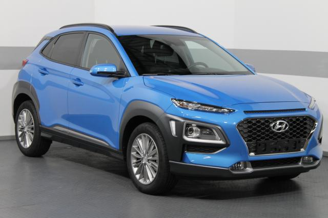 HYUNDAI KONA Premium DCT 4WD SHZ LED RFK PDC AndroidA... Autosoft BV, Enschede