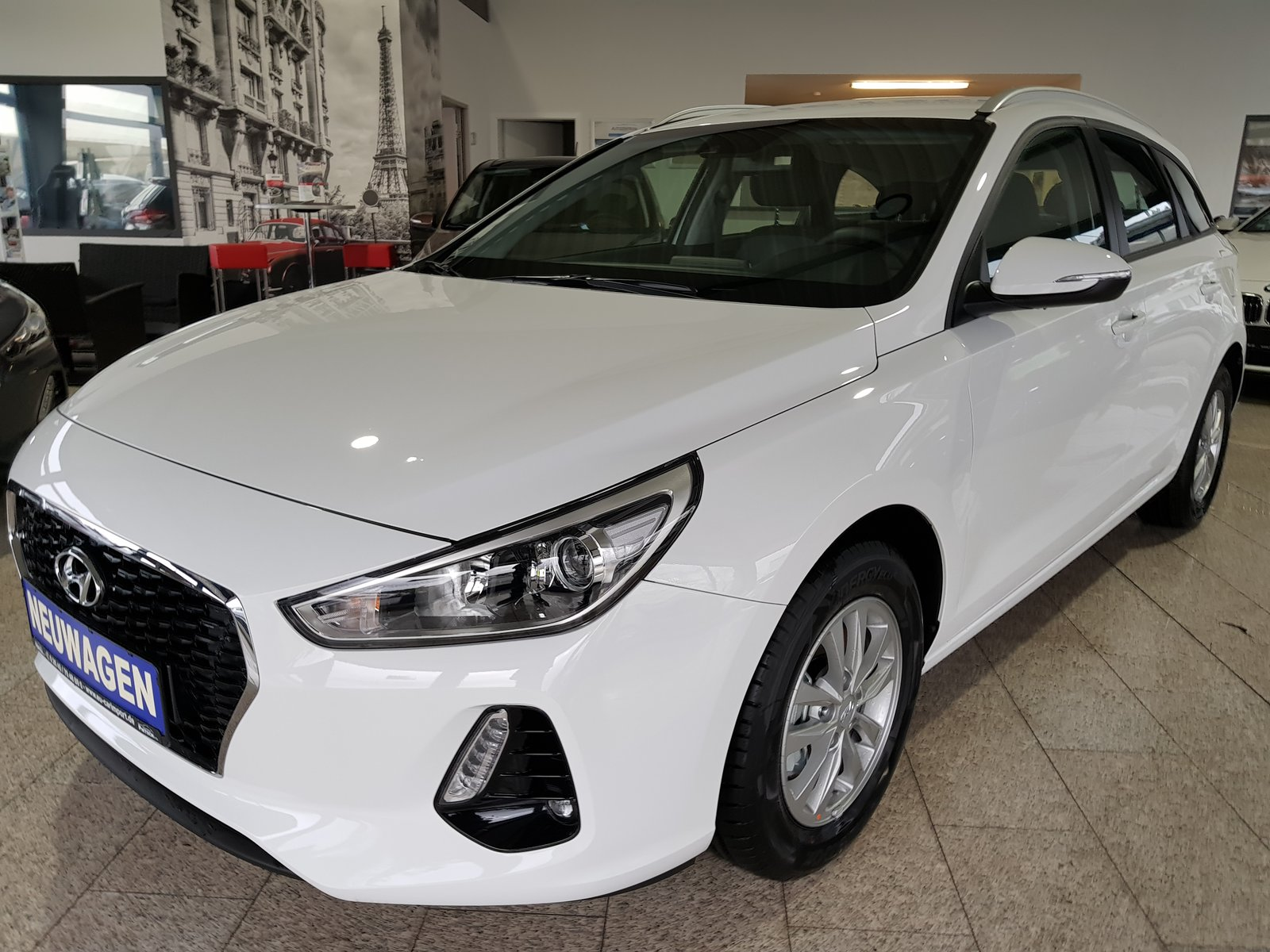 HYUNDAI I30 Kombi 1.4 T-GDI *Neues Modell*Klima*PDC*ZVR* Autosoft BV, Enschede