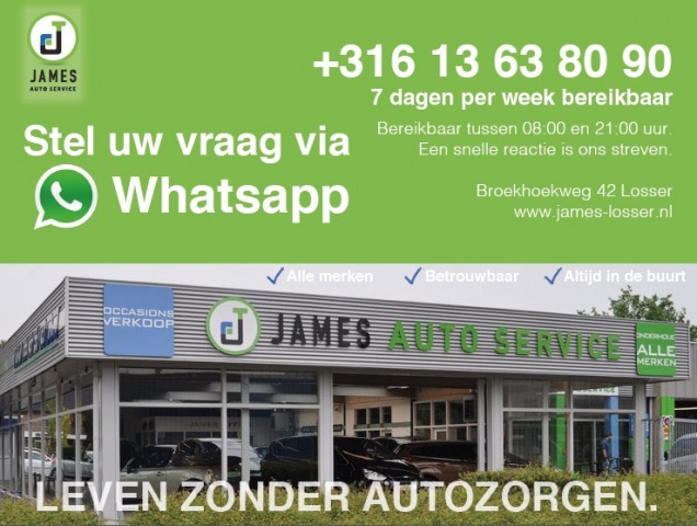 FORD FOCUS 1.8 LIMITED Limited editie! 5 deurs! James Autoservice Losser, 7582 PT Losser