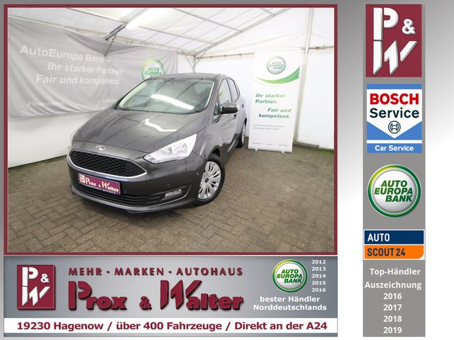 FORD C-MAX EcoBoost Business Edition NAVI*SITZHEIZUNG Autosoft BV, Enschede