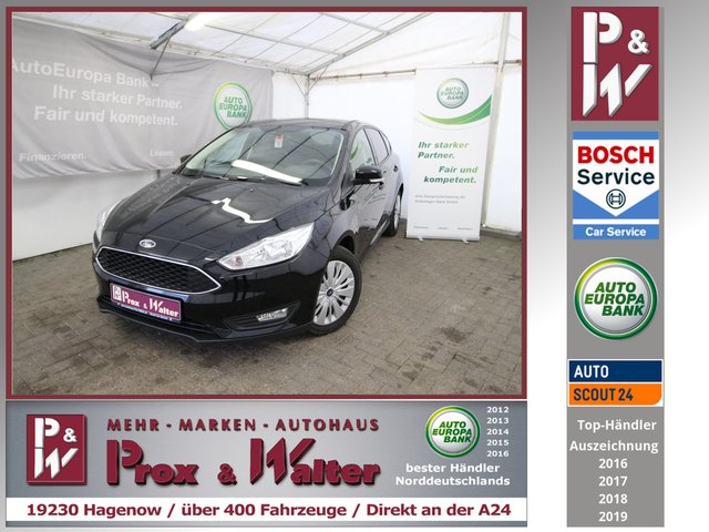 FORD FOCUS EcoBoost Business EU6 NAVI*WINTER-PAKET Autosoft BV, Enschede
