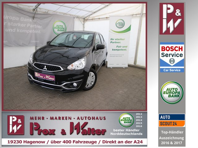 MITSUBISHI SPACE STAR 1.0 Diamant Edition KLIMA*ZV-FB*RCD Autosoft BV, Enschede