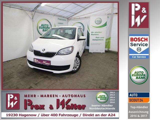 SKODA CITIGO 1.0 MPI Ambition Plus MJ 2019 SITZHEIZUNG Autosoft BV, Enschede