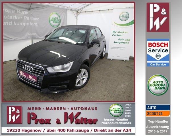 AUDI A1 Sportback 1.4 TDI CLIMATRONIC*SITZHEIZUNG*ALU Autosoft BV, Enschede