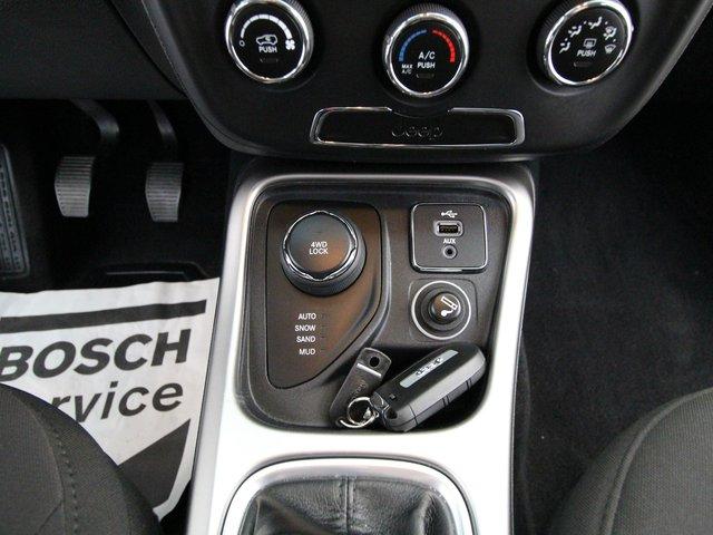 JEEP COMPASS 2.0 MultiJet Longitude 4WD TEMPOMAT*ALU Autohaus Prox & Walter, D-19230 Hagenow