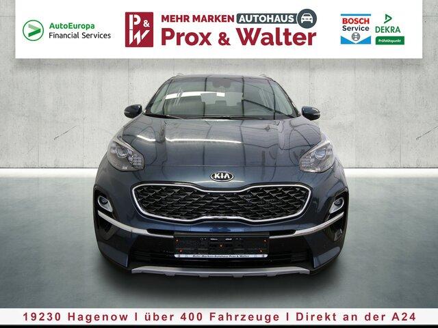 KIA SPORTAGE 1.6 T-GDI 7-DCT GT-Line LED*NAVI*KAMERA Autohaus Prox & Walter, D-19230 Hagenow