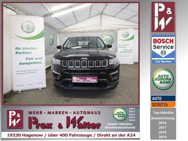 JEEP COMPASS 1.6 MultiJet Sport FWD KLIMA*TEMPOMAT Autosoft BV, Enschede