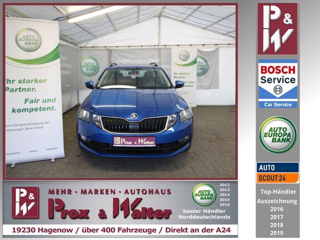 SKODA OCTAVIA Combi 1.5 TSI ACT OPF Ambition Plus NAVI Autosoft BV, Enschede