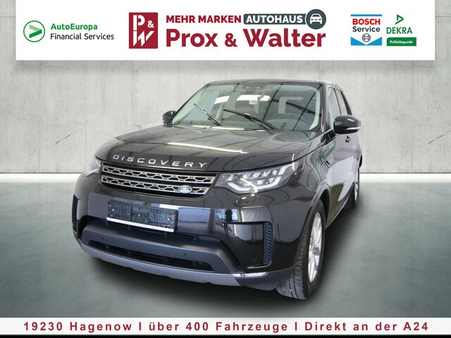 LAND ROVER DISCOVERY 5 3.0 TD6 SE 7-SITZER*NAVI*KAMERA*LED Autohaus Prox & Walter, D-19230 Hagenow