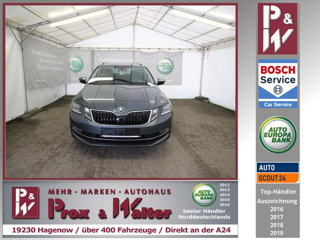SKODA OCTAVIA Combi 1.5 TSI ACT OPF 7-DSG Style Plus Autosoft BV, Enschede