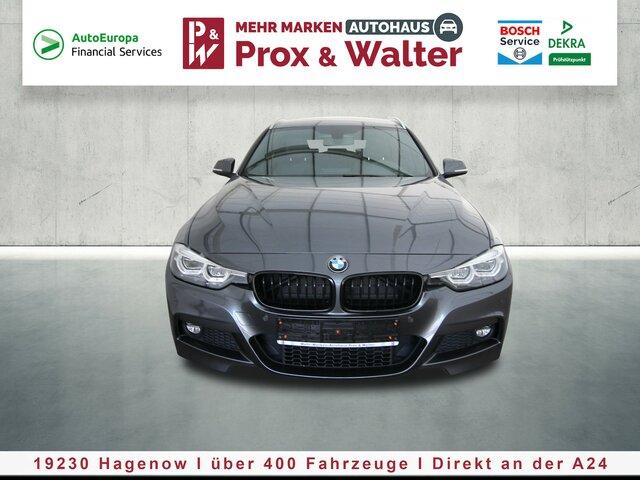 BMW 3-SERIE 320i Touring M Sport Shadow NAVI*FULL-LED*LEDER Autosoft BV, Enschede