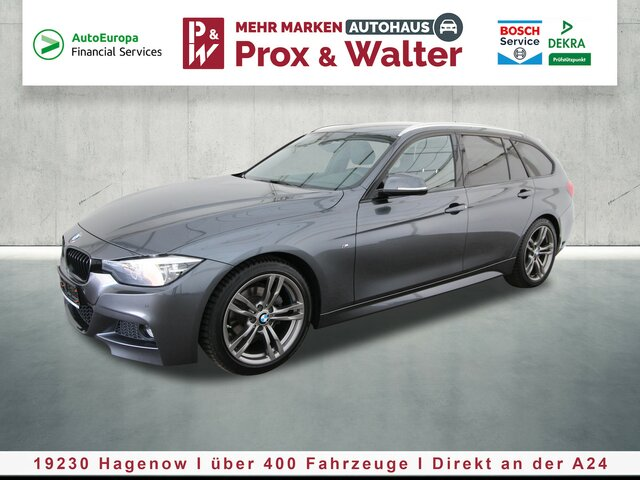 BMW 3-SERIE 320i Touring M Sport Shadow NAVI*FULL-LED*LEDER Autohaus Prox & Walter, D-19230 Hagenow