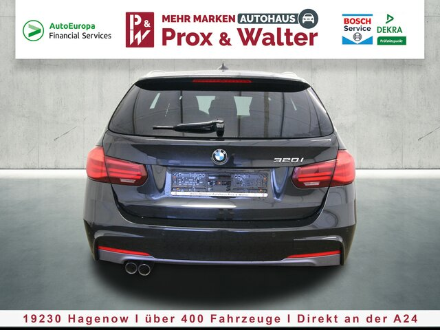BMW 3-SERIE 320i Touring M Sport Shadow NAVI*FULL-LED*LEDER Autohaus Prox & Walter, D-19230 Hagenow