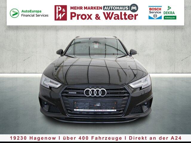 AUDI A4 Avant 40 TDI quattro sport S-Line Black LED Autosoft BV, Enschede