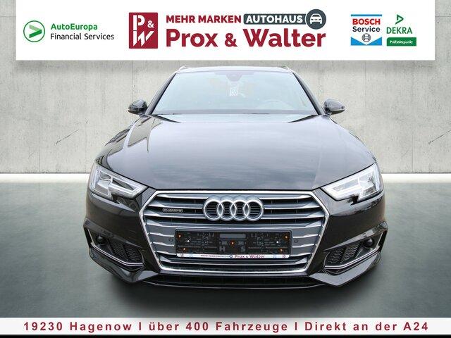 AUDI A4 Avant 40 TDI quattro sport plus PANO-DACH+LED Autosoft BV, Enschede