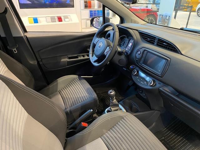 TOYOTA YARIS T2 Limited 1.5 VVT-iE 111PS/82kW MDS 20... Røschke  Auto Trading Aps, DK-3200 Helsinge