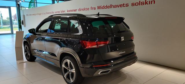 SEAT ATECA Style 1.5 TSI 150PS/110kW DSG7 2021 1.5... Røschke  Auto Trading Aps, DK-3200 Helsinge