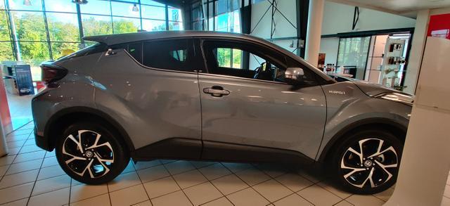 TOYOTA C-HR C-LUB Smart 1.8 Hybrid 122PS/90kW CVT 20... Røschke  Auto Trading Aps, DK-3200 Helsinge