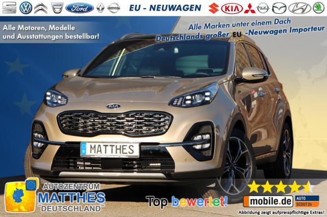 KIA SPORTAGE Edition 7 :Handy-NAVIGATION*+ Klima+... Autosoft BV, Enschede