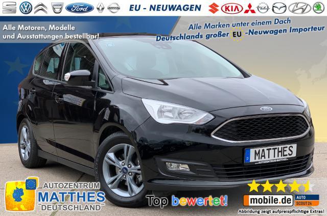 FORD C-MAX Business :SOFORT+ WinterPak+ Parkhilfe+... Autosoft BV, Enschede