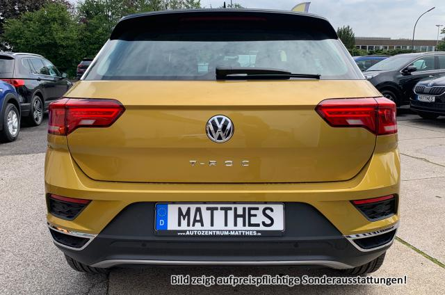 VOLKSWAGEN T-ROC Style :SOFORT+ Handy-NAVIGATION*+ Winte... Autozentrum Matthes GmbH, D-51149 Köln