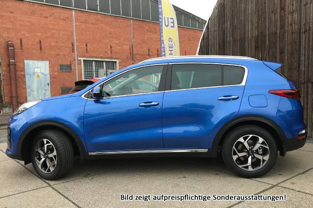 KIA SPORTAGE Vision PLUS :Vorbestellt/ nur diese ... Autozentrum Matthes GmbH, D-51149 Köln