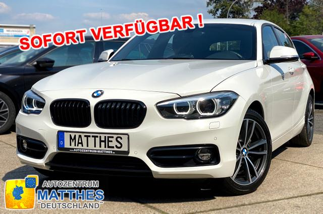 BMW 1-SERIE 118 i Edition Sport Line Shadow :SOFORT/ nur ... Autosoft BV, Enschede