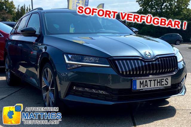 SKODA SUPERB SportLine :PHEV+ MY2020+ Vorbestellt/ ... Autozentrum Matthes GmbH, D-51149 Köln