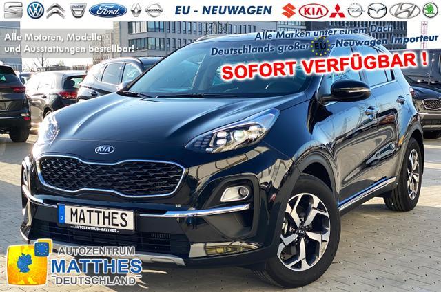 KIA SPORTAGE Vision Exclusive :SOFORT/ nur diese ... Autosoft BV, Enschede