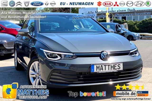 VOLKSWAGEN GOLF 8 Life Vorbestellt / nur diese Woche beg... Autozentrum Matthes GmbH, D-51149 Köln