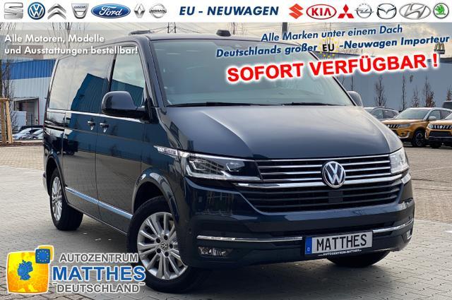 VOLKSWAGEN MULTIVAN T6 Multivan T6.1 Highline Generation Six :SOF... Autozentrum Matthes GmbH, D-51149 Köln