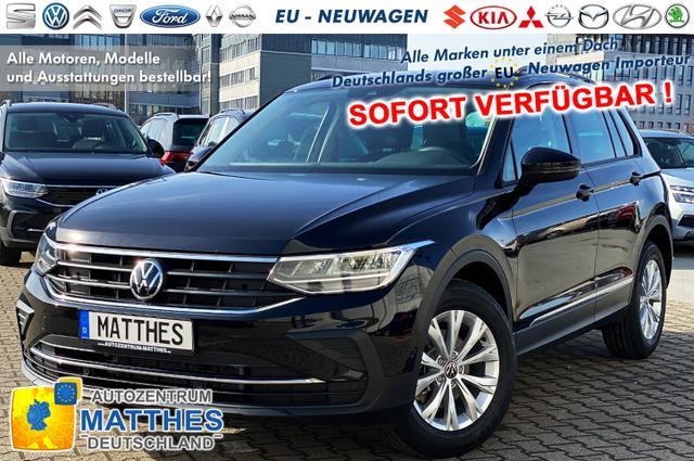 VOLKSWAGEN TIGUAN Facelift AZM Elegance Edt.:MJ21+ SOFOR... Autozentrum Matthes GmbH, D-51149 Köln