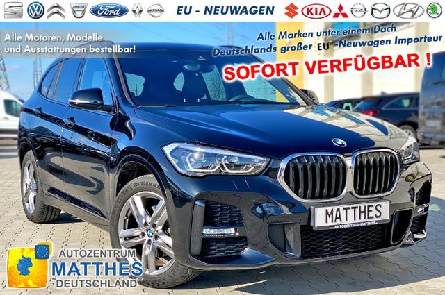 BMW X1 M-Sport: Panorama+ NAVI+ LED+ Winterpaket+... Autozentrum Matthes GmbH, D-51149 Köln