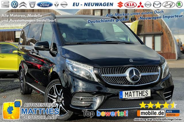 MERCEDES-BENZ V-KLASSE V 300 AMG-Line :ParkTronic+ AHK+ Totwinkel+ 3... Autosoft BV, Enschede