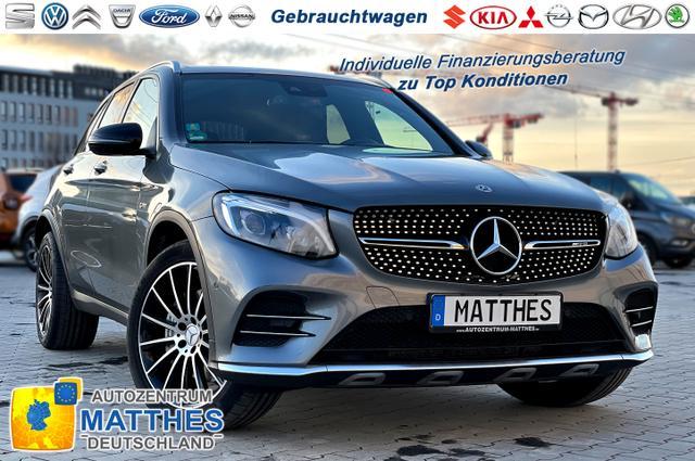 MERCEDES-BENZ GLC-KLASSE GLC 43 AMG 4Matic*Pano*Burmester 43 4Matic 9G... Autosoft BV, Enschede