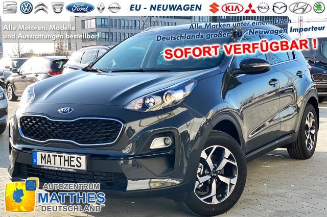 KIA SPORTAGE AZM Vision Plus Edt.:SOFORT/ nur die... Autosoft BV, Enschede