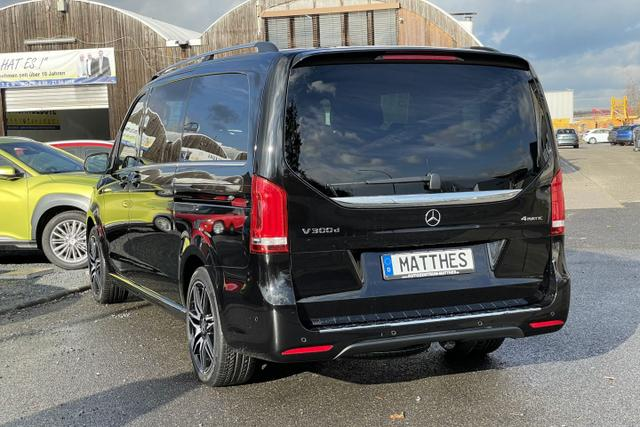 MERCEDES-BENZ V-KLASSE V 300 Exclusive AMG-Line :VOLL+PANO+BURMESTER... Autozentrum Matthes GmbH, D-51149 Köln