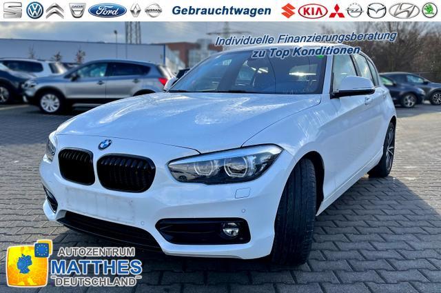 BMW 1-SERIE 118 i Edition Sport Line Shadow :SOFORT / nur... Autosoft BV, Enschede