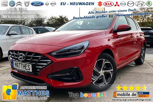 HYUNDAI I30 AZM Trend Plus Edt.:MJ21+ NAVIGATIONSFUNK... Autozentrum Matthes GmbH, D-51149 Köln
