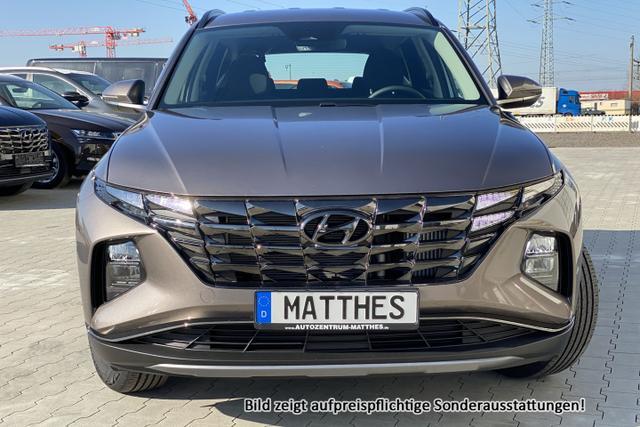 HYUNDAI TUCSON Trend Plus :MJ21+ NAVI+ KRELL+ LED+ E-... Autozentrum Matthes GmbH, D-51149 Köln