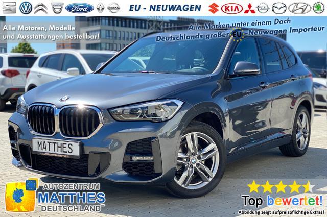 BMW X1 M-Sport: ParkAsst+ NAVI+ LED+ El-Heck+ Kam... Autosoft BV, Enschede