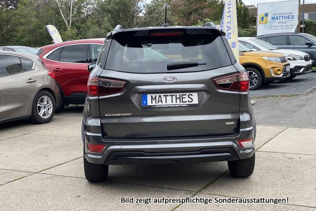 FORD ECOSPORT Titanium :SOFORT+ Teilleder+ Radio+ ... Autozentrum Matthes GmbH, D-51149 Köln