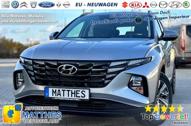 HYUNDAI TUCSON Select Premium :NAVI+ LED+ WinterPak+ ... Autosoft BV, Enschede