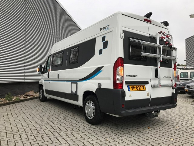 BRAVIA 599  City Campers, 7575 AT Oldenzaal