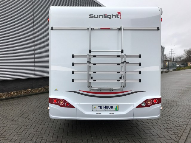 SUNLIGHT T68  Camper Occasion Online, 7575 AT Oldenzaal
